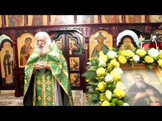 Протоиерей Евгений Соколов. Любовь к Богу сокрушает соблазны