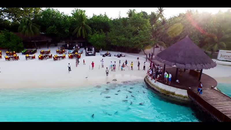 Мальдивские острова — рай на земле