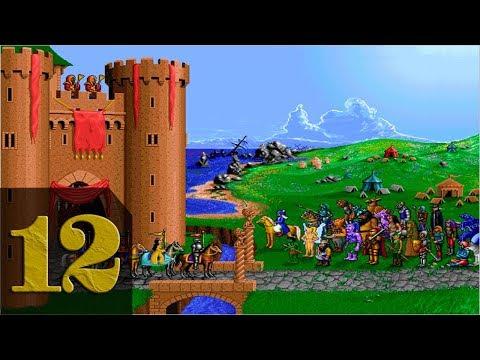 Heroes of Might and Magic 1 Герои 1 Колдун Аламар Прохождение 12 Финал
