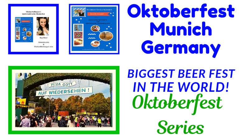 Auf Wiedersehen PFUA GOTT from the OKTOBERFEST in Munich 21 GERMAN BEER FEST