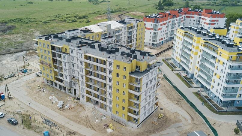 Отчет о ходе строительства ЖК «Апрель» май 2020, изображение №9