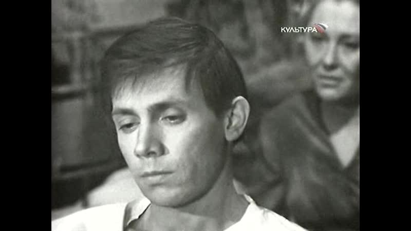 ТАКАЯ КОРОТКАЯ ДОЛГАЯ ЖИЗНЬ 1975 5 серия мелодрама Константин Худяков 720p