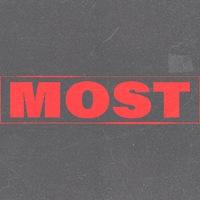 Логотип MOST by VOLGA CHAMP / N.NOVGOROD
