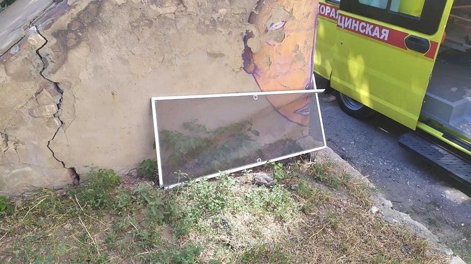 В Саратове выпал из окна и погиб четырёхлетний ребёнок