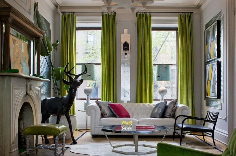 Как преобразить любую комнату с помощью штор, изображение №9