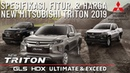 Spesifikasi, Fitur, Harga New Triton 2019
