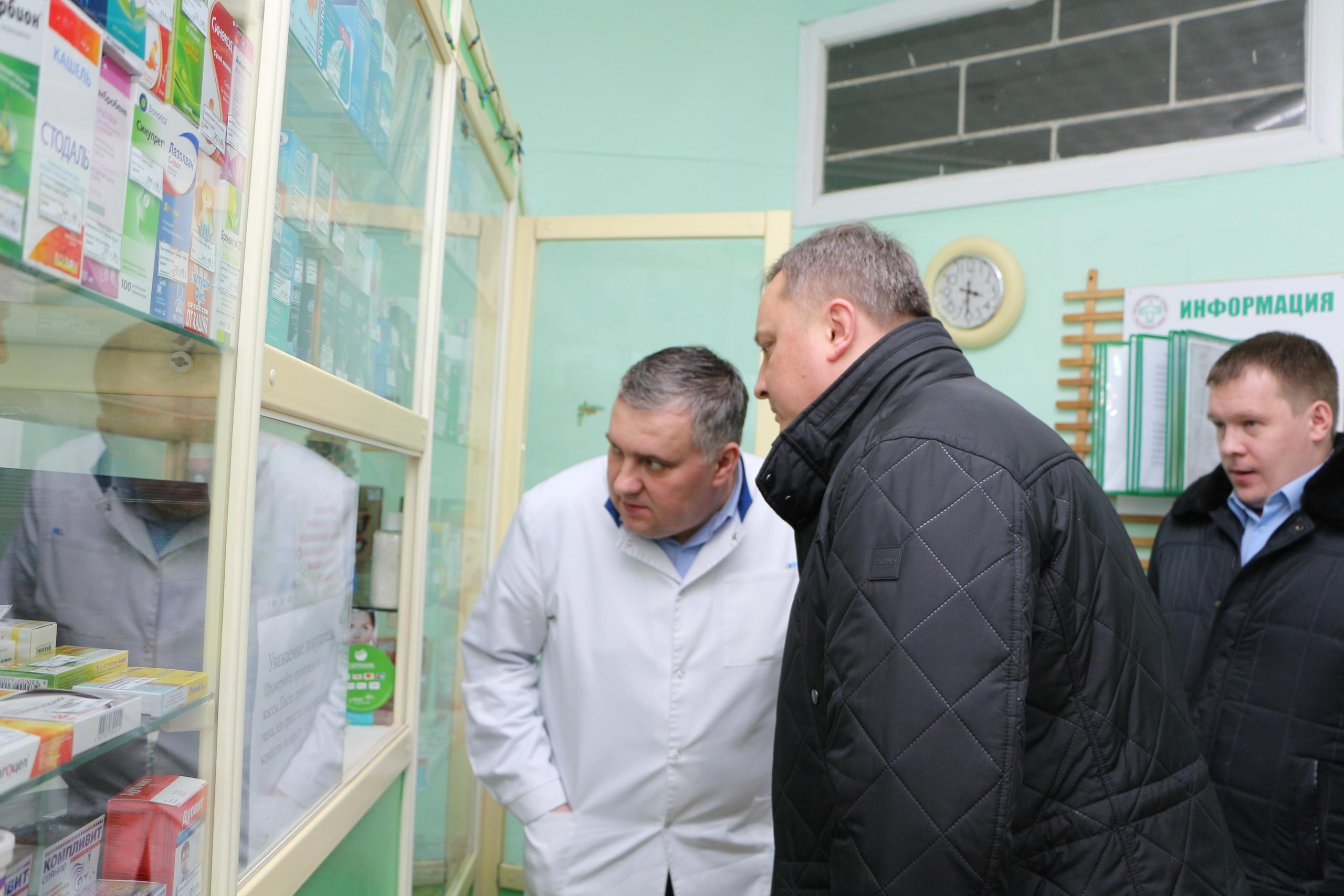 В Удорском районе построят четыре новых ФАПа