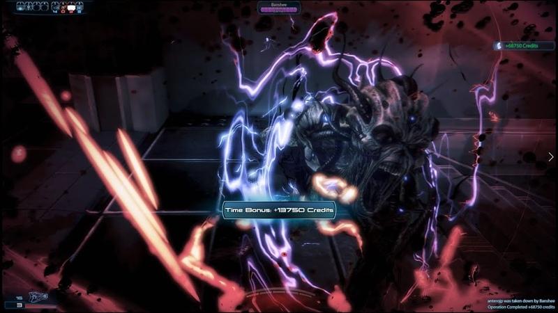 Mass Effect 3 Asari Justicar Platinum Solo