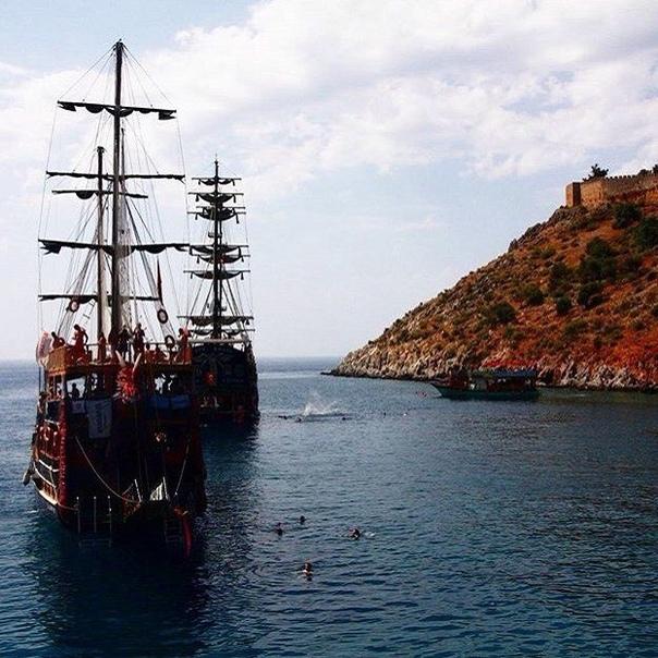 Туры в Турцию на 7 ночей в отель 4* со «все включено» за 17000 с человека, вылет послезавтра