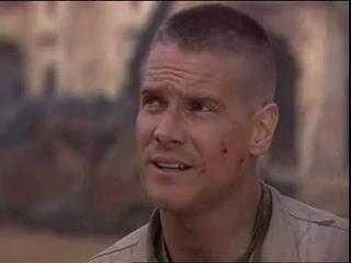 Black Hawk Down behind the scenes 1