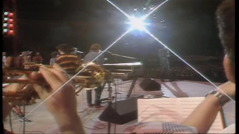 Daryl Hall John Oates With Eddie Kendricks David Ruffin — My Girl = Live Aid