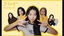 [j-log] ep. 6 제인이의 나혼산! 드디어공개! (김치볶음밥 레시피🍚,메이크업💅, 초대손님💃, 피아노🎹)
