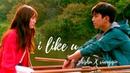 I Like U || Fall in love at first kiss || FMV