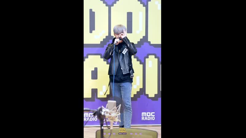 [RADIO] [17.10.19] 'IDOL RADIO': Jung Daehyun — Aight