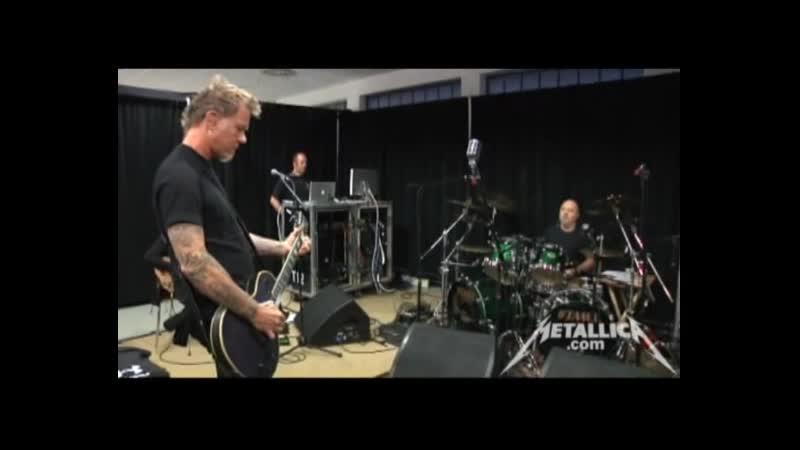 Metallica - 2012-06-01 - Germany, Nurnberg (Rock Im Park) (MetOnTour Video)