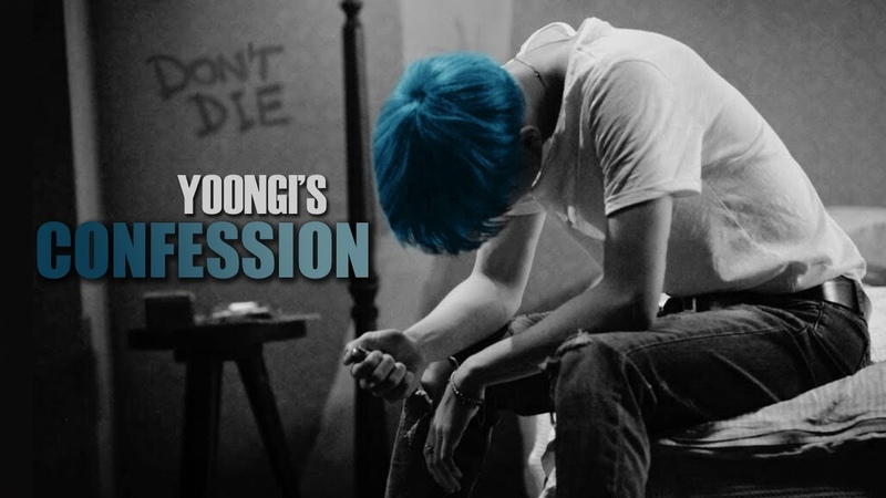 BTS ○ Yoongi's Confession Short Movie