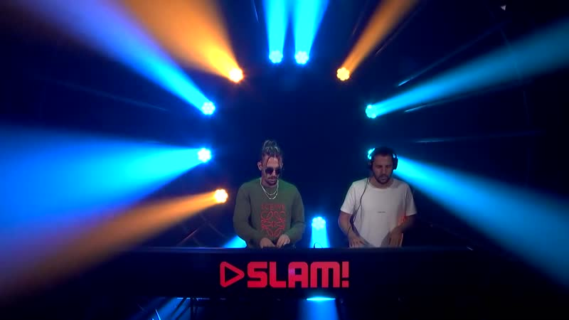 Dimitri Vegas Like Mike (DJ-set) | SLAM! - 1 DJ's DJ Mag Top 100 2019