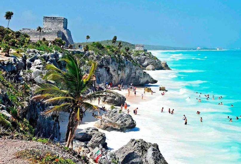 Пляжи Мексики, изображение №2