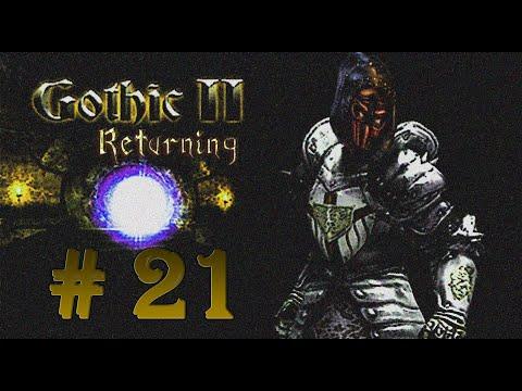 Gothic 2 Ret., Legend (0066) 21.2. Нижний уровень шахты, зачистка