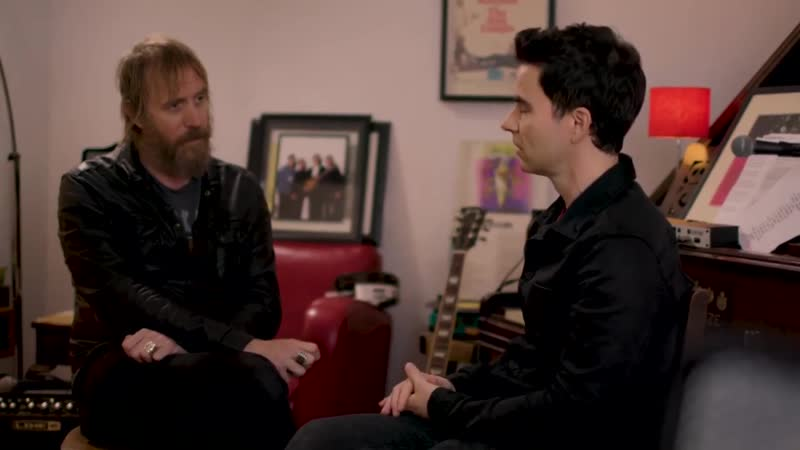 Kelly Jones and Rhys Ifans In conversation