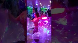 Танец живота в Москве (Светодиодное шоу)