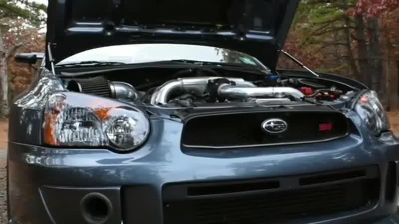 Subaru impreza wrxsti