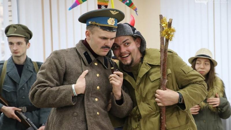 Как бандеровский вертеп Донбасс атаковал
