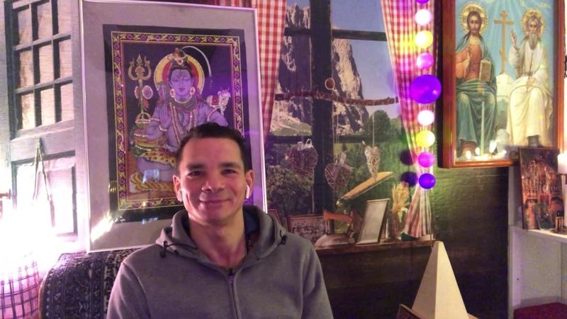 Медитация работа с сущностями от Рафаэля Заманова