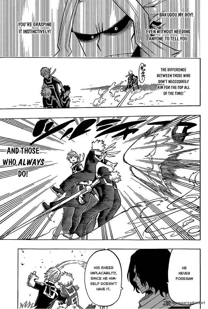 Boku No Hero Academia, Chapter 30, image #11