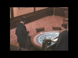 Ты - мудило гороховое (с) Случай в казино