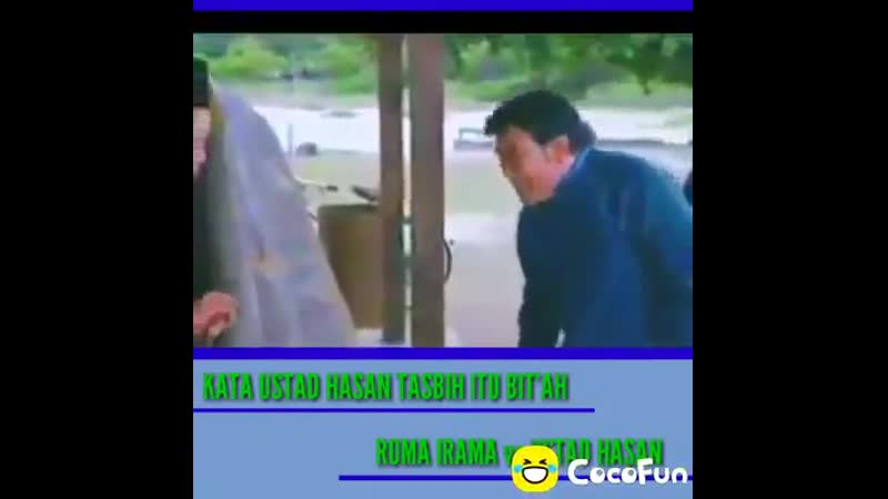 Short Movie Obrolan Lucu Rhoma Irama vs Ustadz Hasan Tentang Bidah