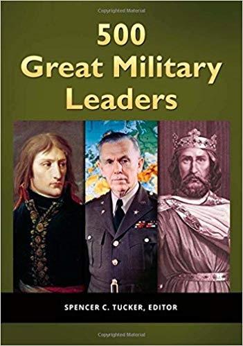 500 Great Military Leaders, 2 Volumes