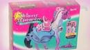1995 Moondance Unicorn Doll Princess Gwenevere Starla and the Jewel Riders Kenner Hasbro Toy