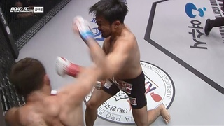 GO GI-WON() VS ALEKSEI FEDOSEEV( )FULL FIGHT /ROAD FC 056