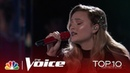 Marybeth Byrd Sings Selena Gomez's Emotional Lose You to Love Me Voice Live Top 10 Performances