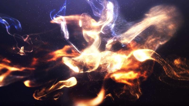 Частицы Trapcode Particular в режиме Fluid (fluid dynamics). Гость Виталий Олещенко - 02.04.2019