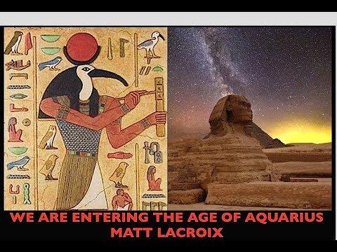Les archons perdent le contrôle rothschild et sa clique macron Do The Archons Lose Control Age of Aquarius Shift Mayan Thoth Prophecy Matthew LaCroix