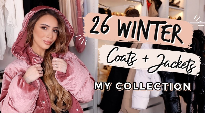 MY WINTER COAT JACKET COLLECTION AFFORDABLE WARM STYLISH