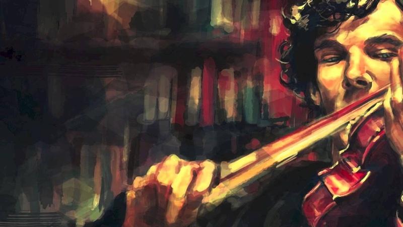 Sherlock Composing Full Orchestral Version Irene's Theme