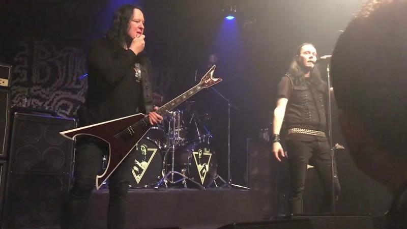 Johan MC ~ Burn On The Flame BLACK EARTH ( ARCH ENEMY ) Live at Otaru Goldstone 20190519