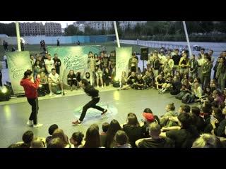 Summer Groove Dance Camp 2019 | Кристина Bangarang vs Dingo | Dancehall 1:4