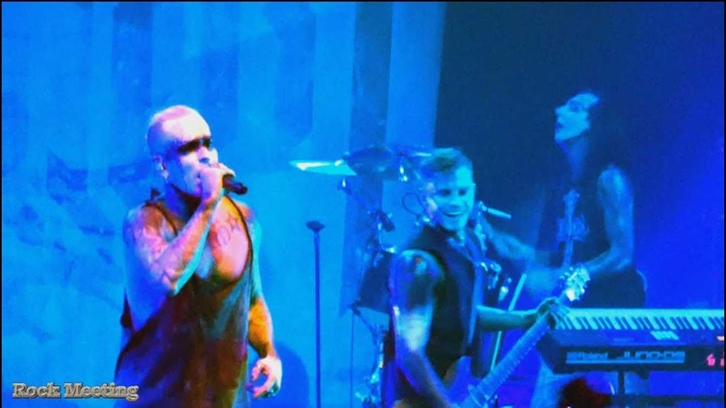 LORD OF THE LOST - Die Tomorrow -Toulouse Le Metronum 22012020
