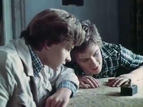 Каникулы Кроша 4 серия 1980 Детский фильм Золотая коллекция