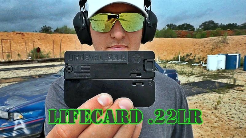 LifeCard 22LR Gun Review Trailblazer Firearms Range Review
