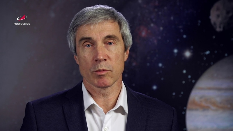 Обращение Сергея Крикалева