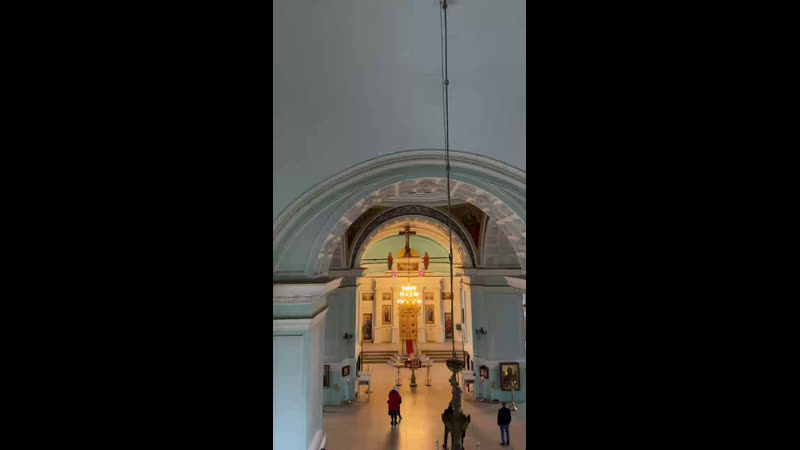 Live: Храм Троицы Живоначальной г. Яхрома