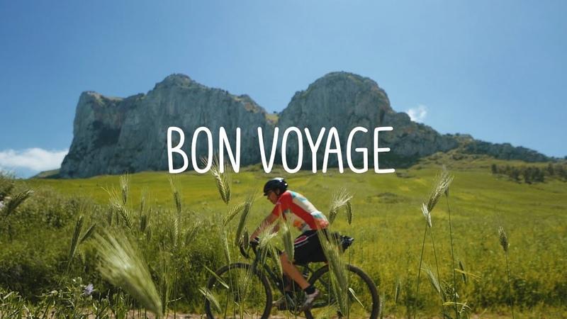 Bon Voyage Magna via francigena Siciliana in bikepacking