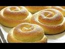 НОЧНОЕ ДРОЖЖЕВОЕ ТЕСТО Сахарные булочки Рецепты от Галины Night yeast dough