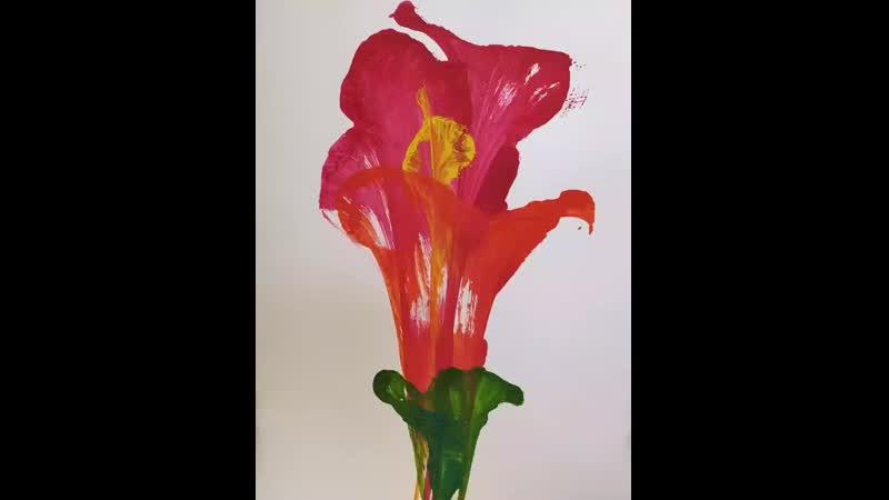 Аленький цветочек рисуем нитками Крестецкий центр народного творчества постигая традиции