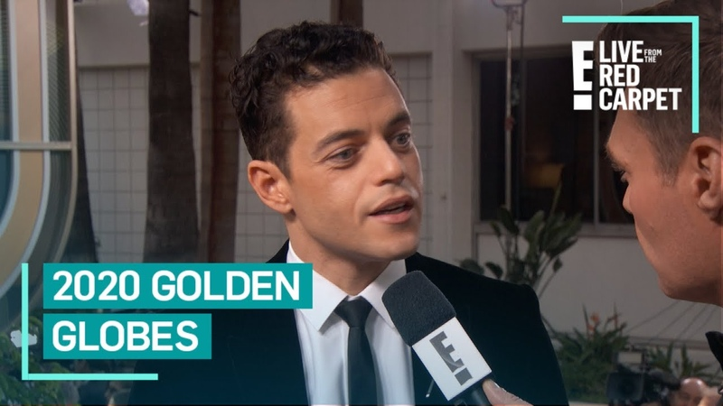 Rami Malek's Message for Fans After Mr Robot Series Finale E Red Carpet Award Shows